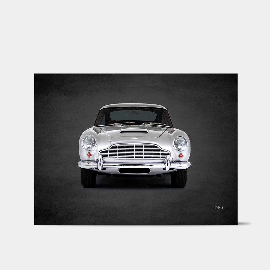 Mark Rogan Automotive Prints - Classics Collection