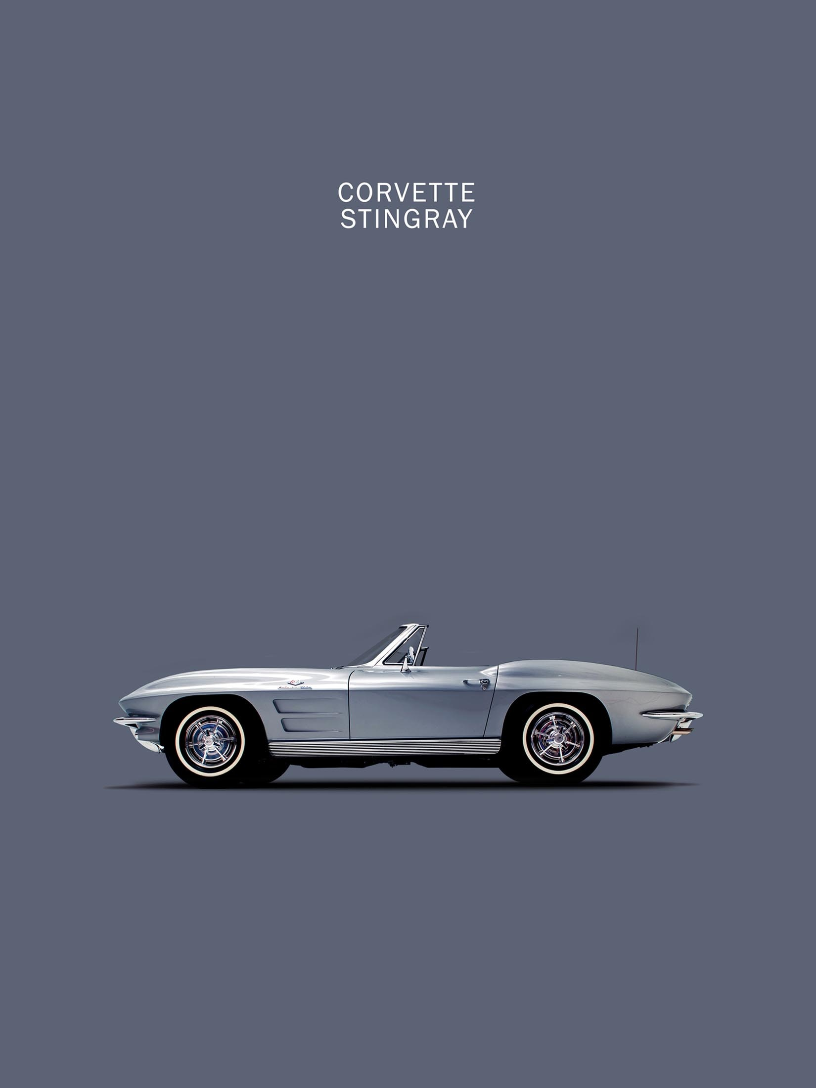 Corvette Stingray C1