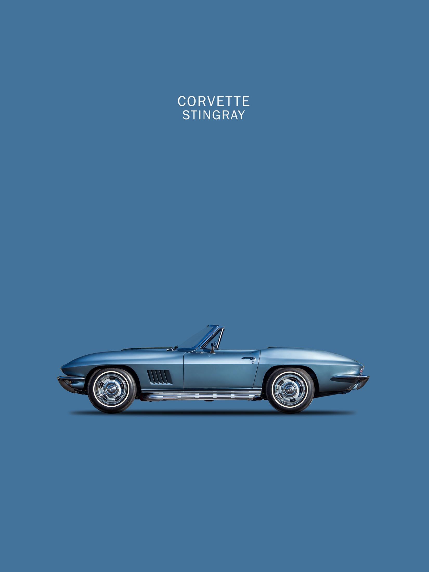 Corvette Stingray C2