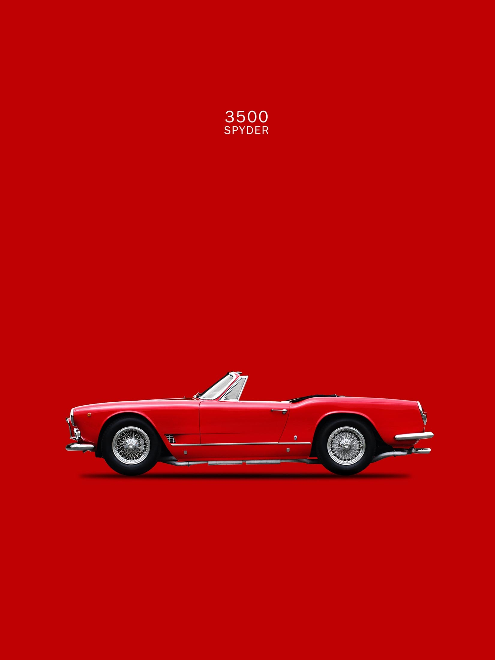 3500 Spyder