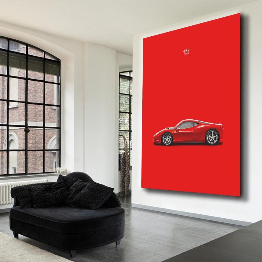Mark Rogan Automotive Prints - Art of the Car