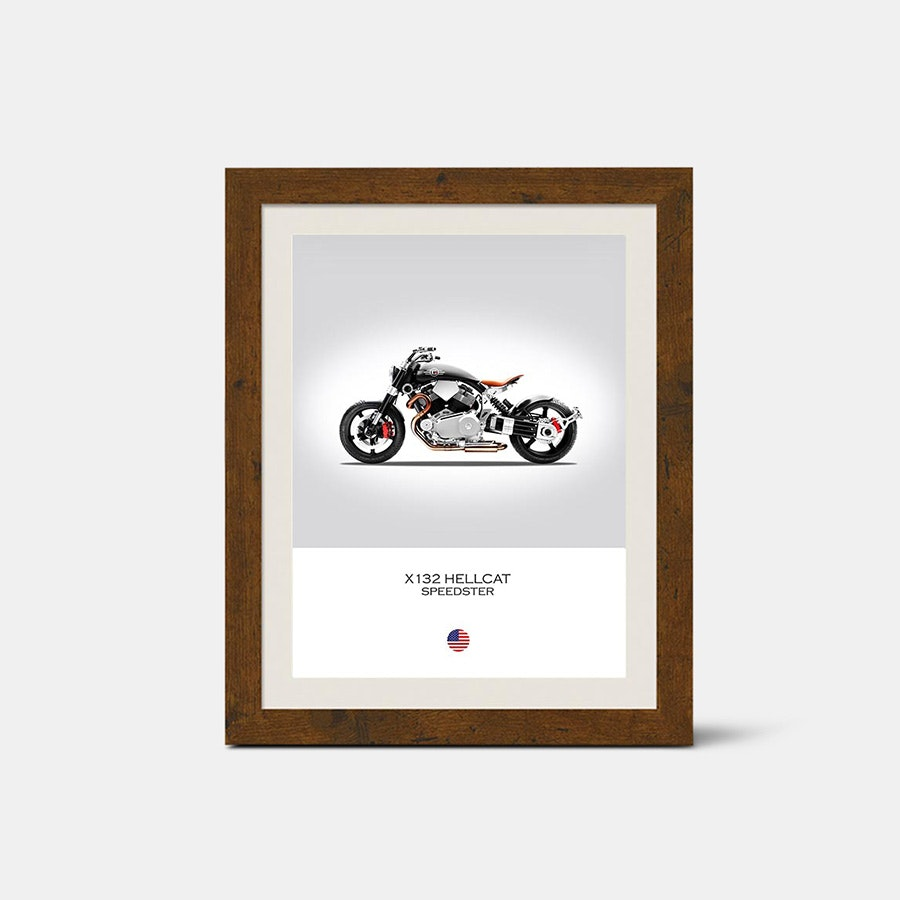 Mark Rogan Motorcycle Prints