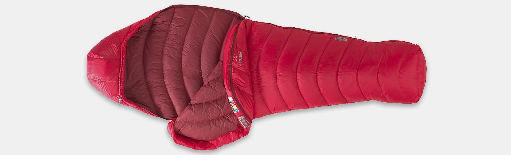 Marmot Atom 40-Degree Sleeping Bag