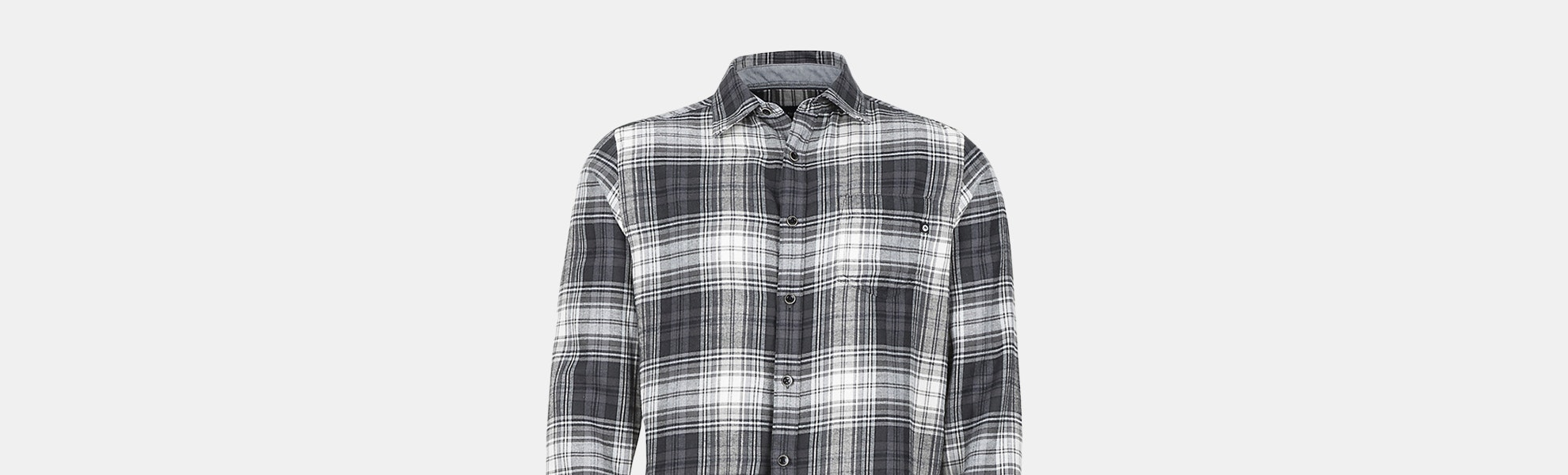 Marmot Fairfax Men's Midweight Flannel Shirt