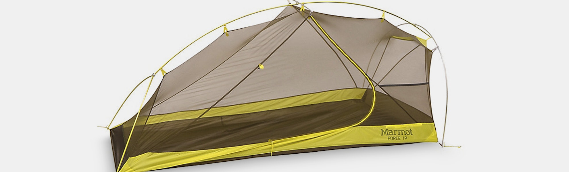 Marmot Force Series Tents