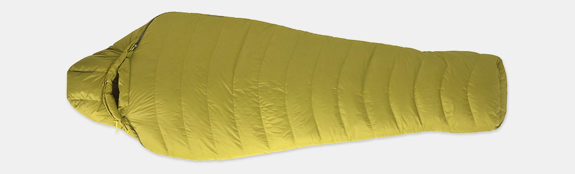 Marmot 800fp Down Sleeping Bags