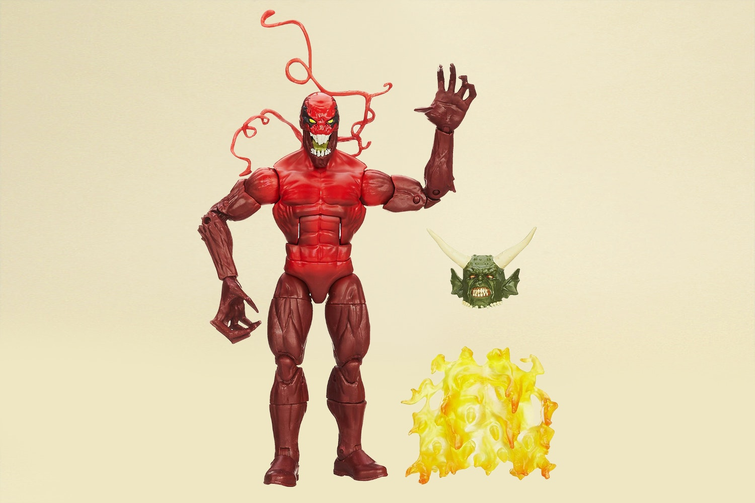 Spawn of Symbiotes Action Figure Toxin
