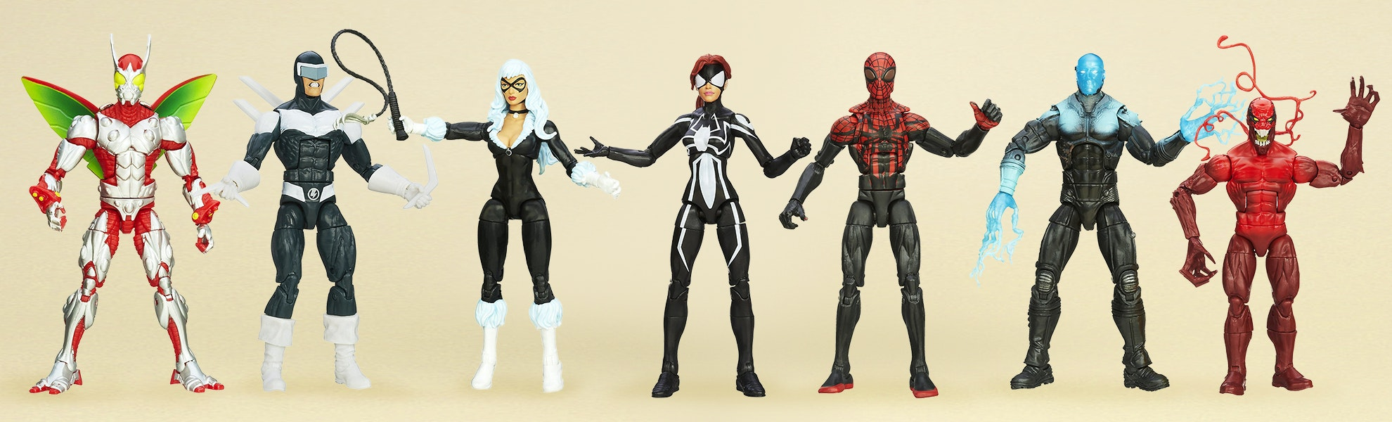 "Marvel's Amazing Spider-Man 6"" Figure Bundle"