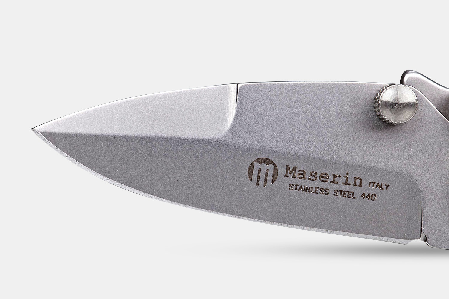 Maserin 550 OneFold Pocket Knife w/ Money Clip
