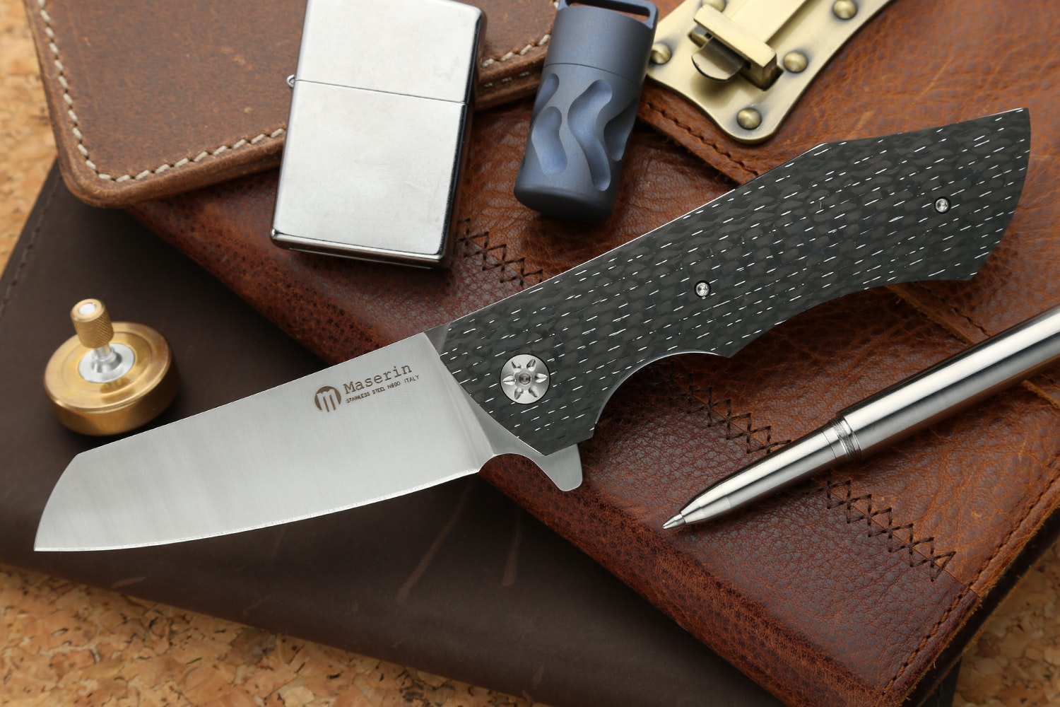 Maserin AM-2 Folding Knife