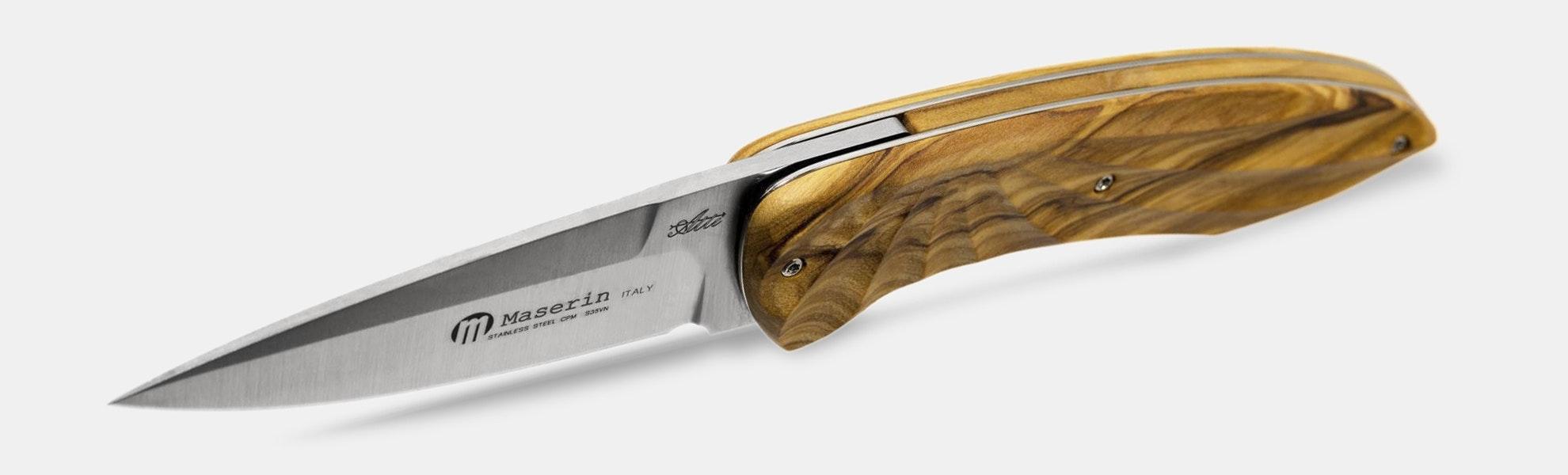 Maserin Fly 383 Folding Knife