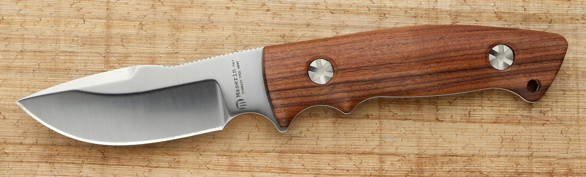 Maserin Hunter Fixed Blade Knife
