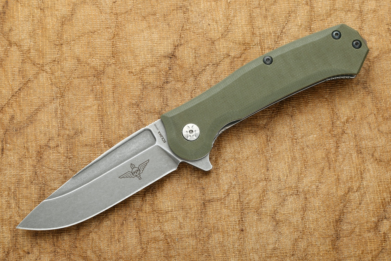 Maserin 680 Police Folding Tactical Knife