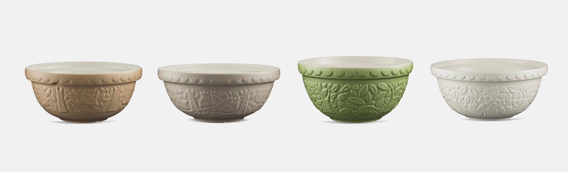 "Mason Cash ""In the Forest"" Mixing Bowls"