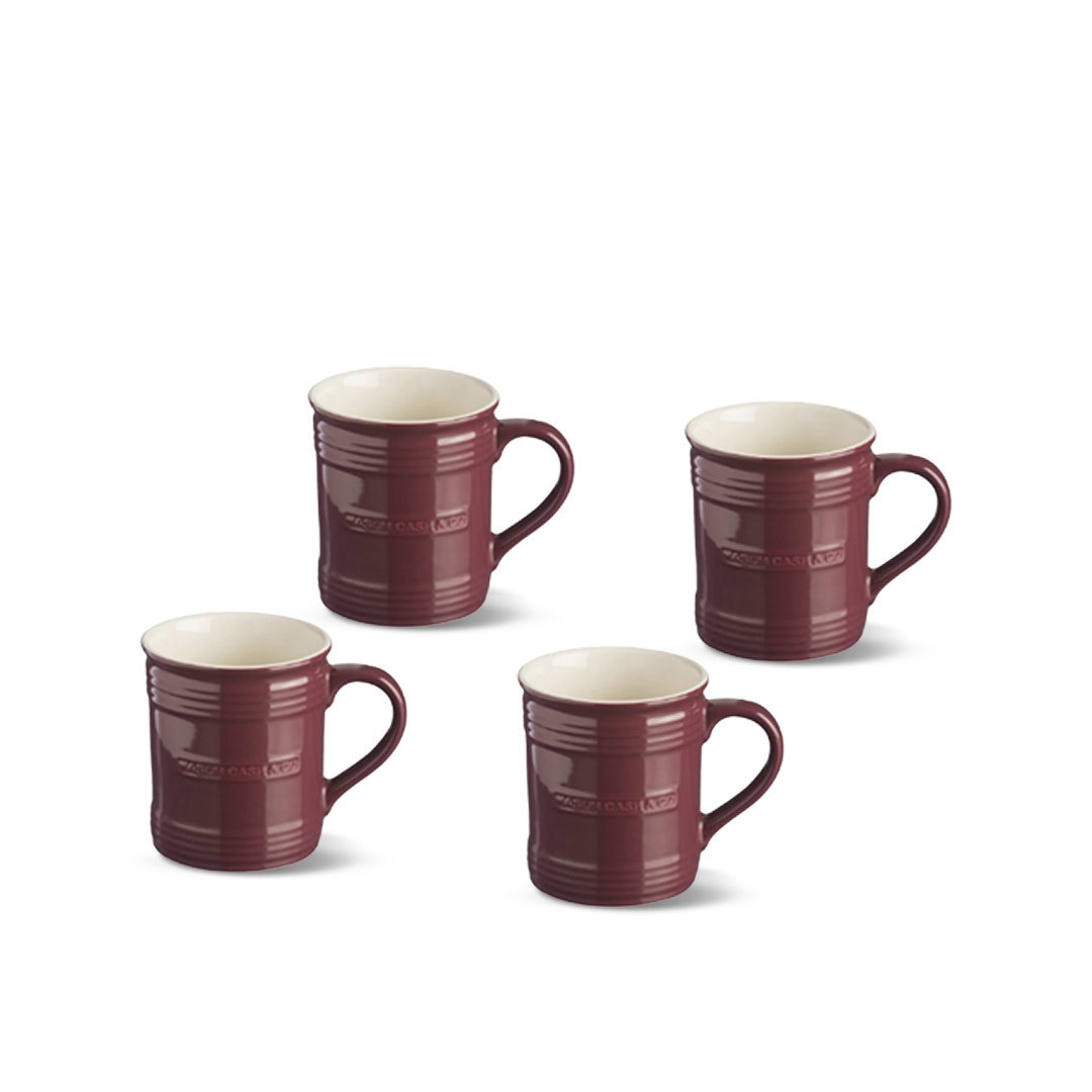 Mason Cash Original Ceramic Mugs (Set of 4)