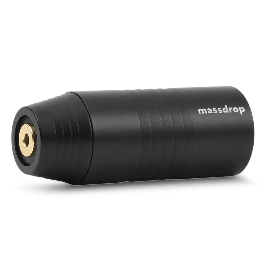 Massdrop 4-Pin XLR-to-2.5mm TRRS Adapter