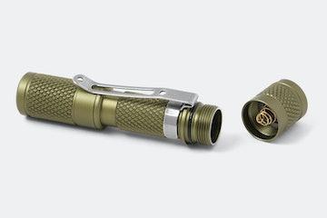 Drop Aluminum AAA Flashlight