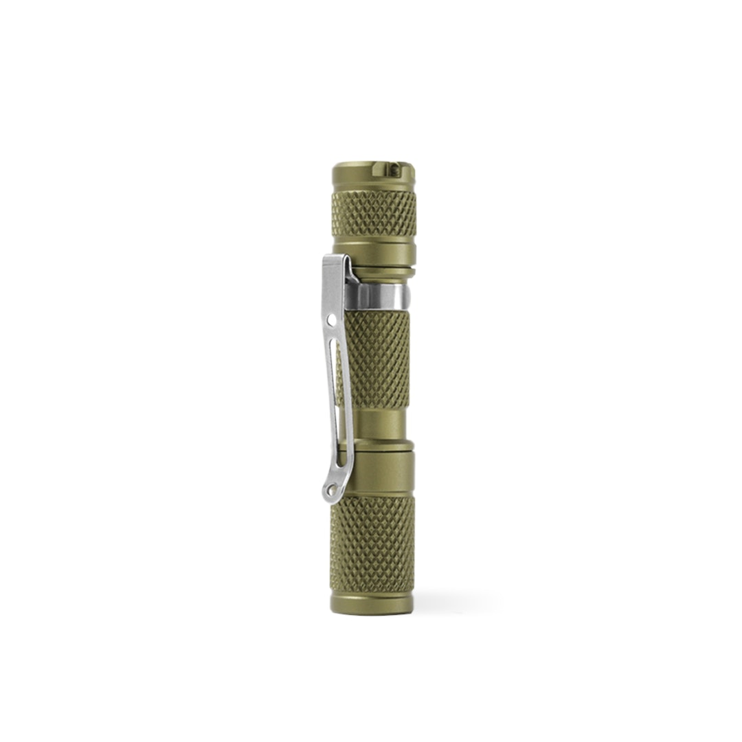 Massdrop Aluminum AAA Flashlight