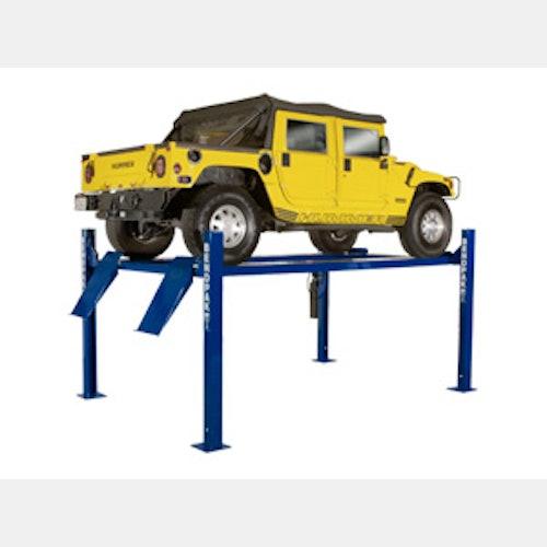 BendPak HD-9 Four Post Car Lifts   Price & Reviews   Drop