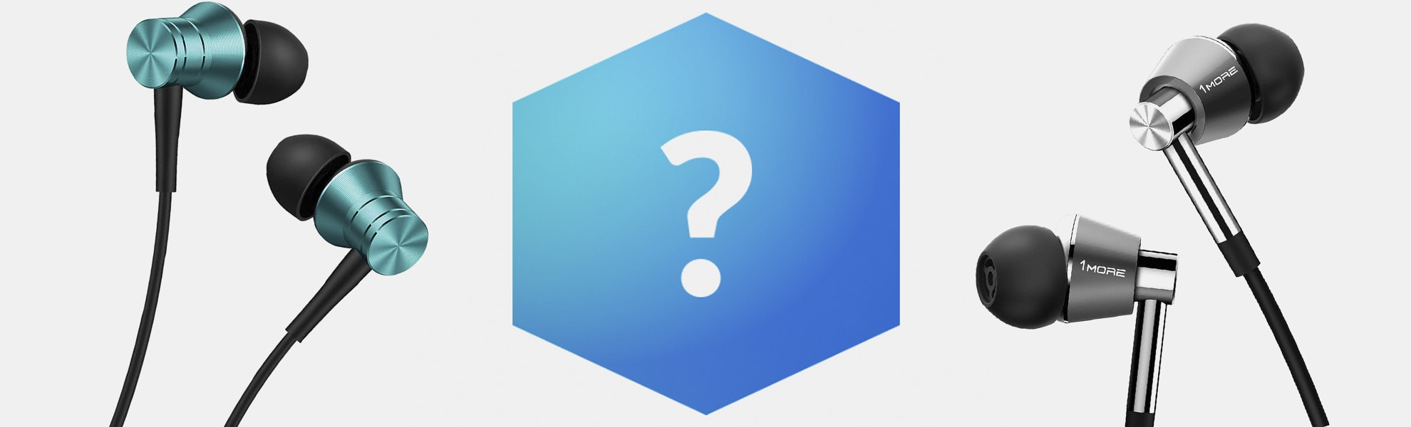 Massdrop Blue Box: 1MORE IEMs
