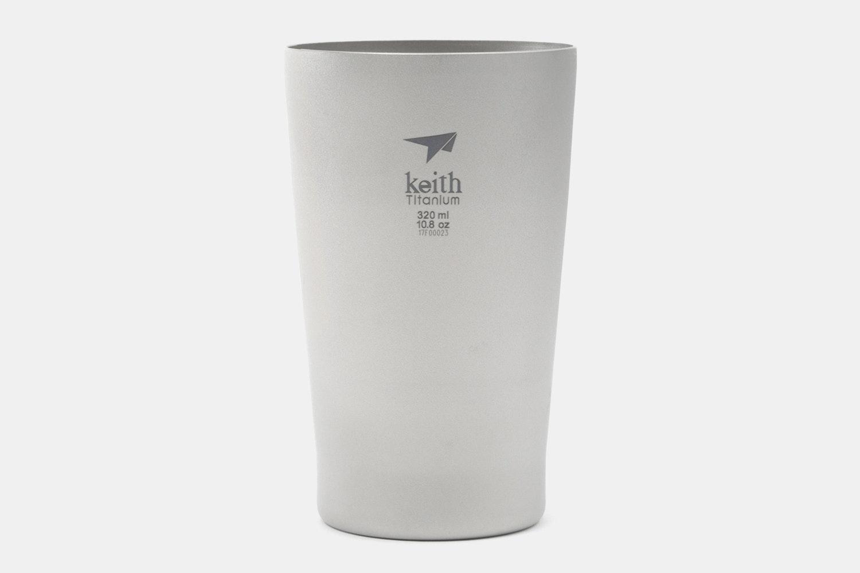 Massdrop Blue Box: Keith Titanium