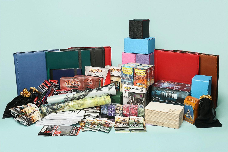 Massdrop Monthly Magic Blue Box