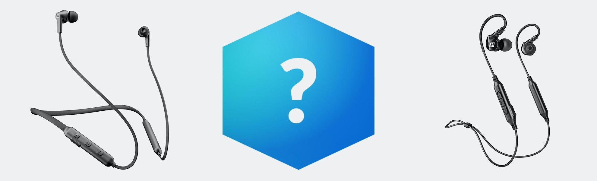 Massdrop Blue Box: MEE Audio Bluetooth IEMs