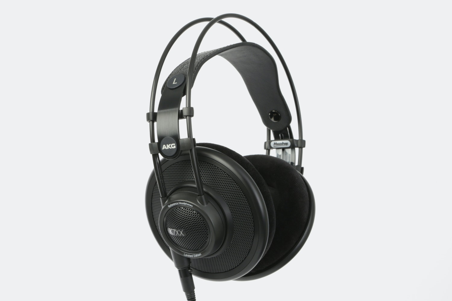 Massdrop x AKG K7XX headphones in black