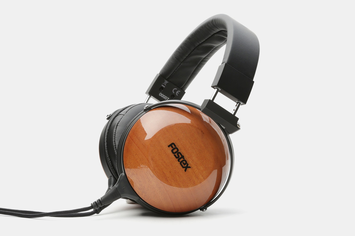 Massdrop x Fostex TR-X00 headphones in mahogany