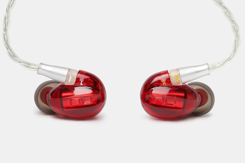 HEM1: Translucent Red