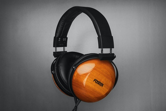 Fostex x Massdrop TH-X00 in Mahogany