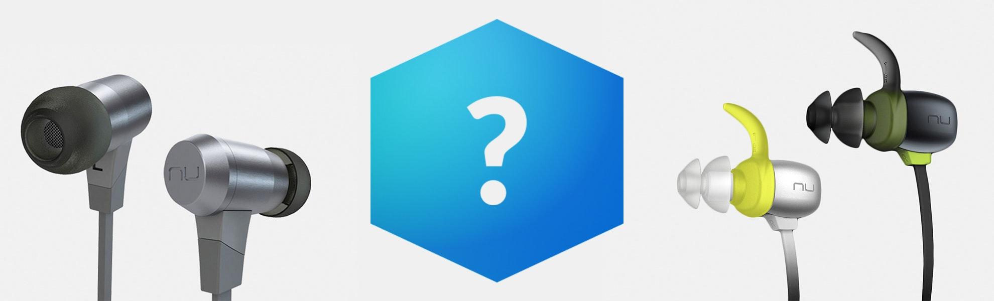 Massdrop Blue Box: NuForce Wireless IEMs