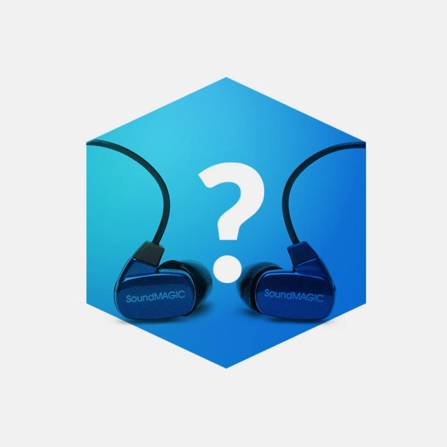 Massdrop Blue Box: SoundMAGIC IEMs