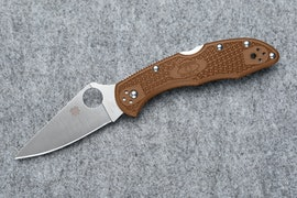 Delica with 4 FRN Handle: Brown