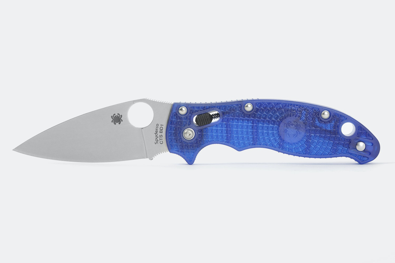 Massdrop Blue Box: Spyderco Manix 2 Folding Knife