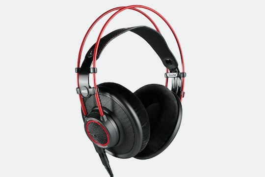 Massdrop x AKG K7XX in red