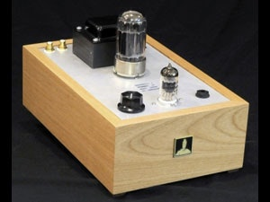 Bottlehead Crack OTL Headphone Amplifier Kit