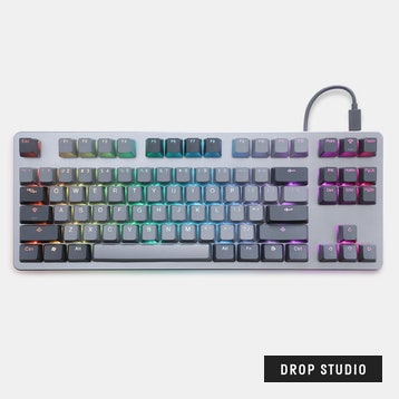 Massdrop CTRL Mechanical Keyboard