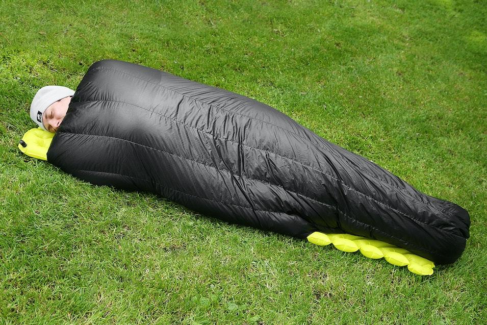 Massdrop 35° or 20° 800-fill Down Sleeping Quilt | Price & Reviews ... : down quilt ultralight - Adamdwight.com