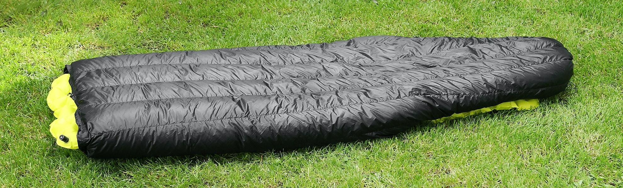 Massdrop 35° or 20° 800-fill Down Sleeping Quilt