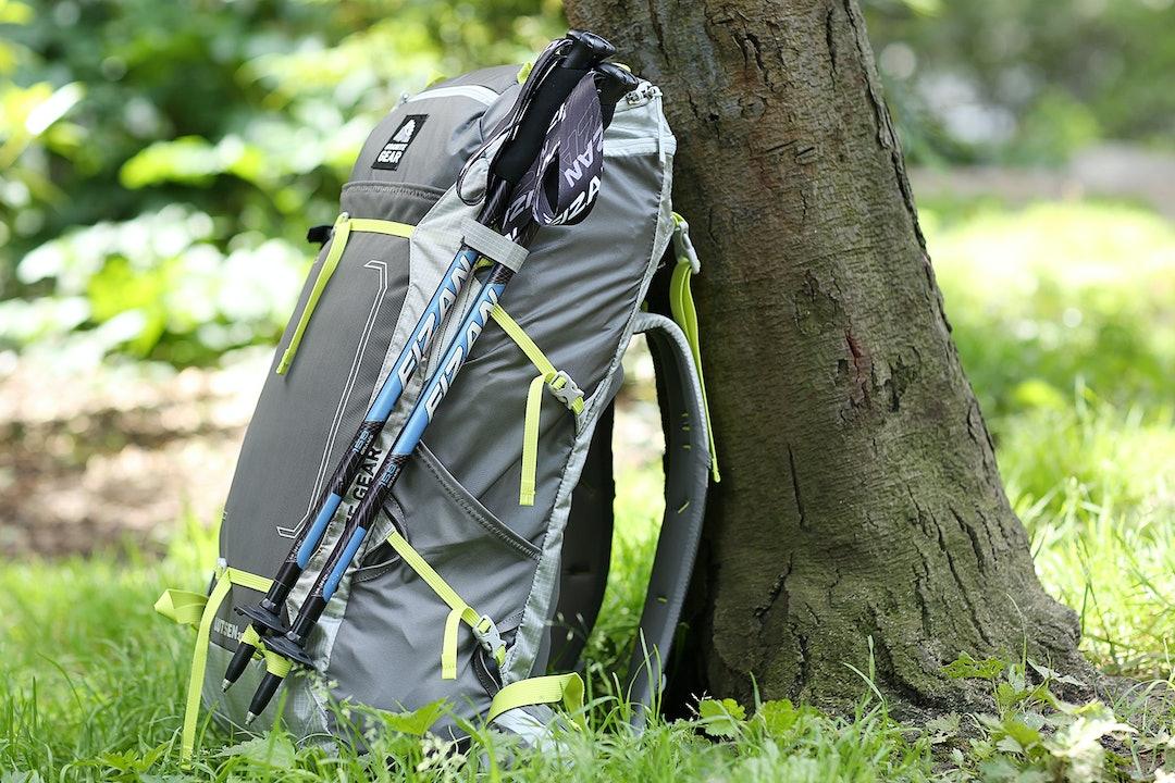 Drop + Fizan Compact Trekking Poles