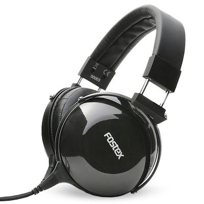 Massdrop x Fostex TR-X00 Ebony Headphones   Price & Reviews   Drop (formerly Mas