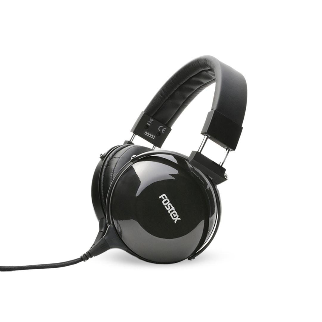 Massdrop x Fostex TR-X00 Ebony Headphones
