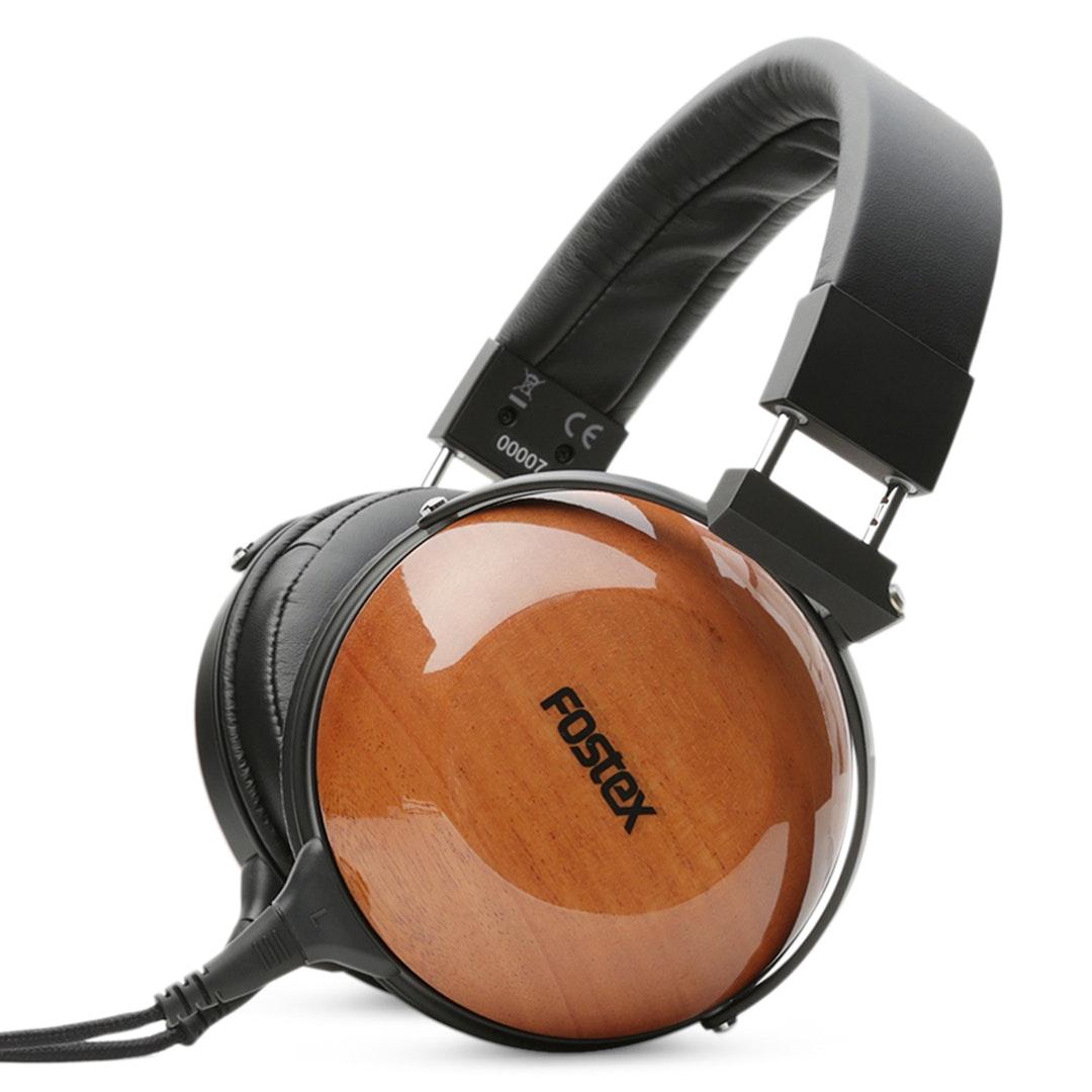 Massdrop x Fostex TR-X00 Mahogany Headphones