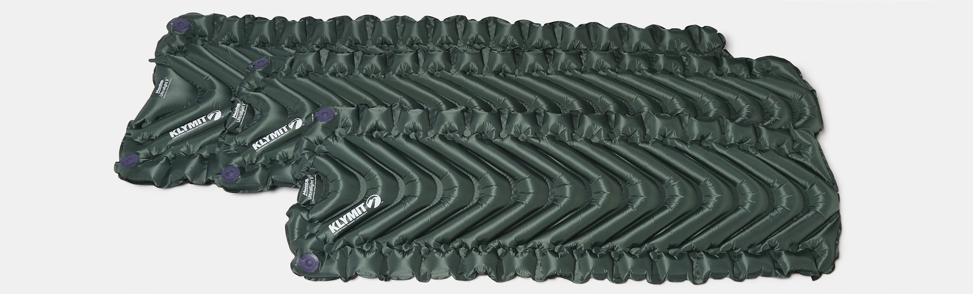 Massdrop x Klymit Ultralight V Sleeping Pad