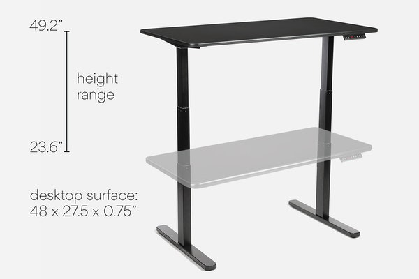 Massdrop Lift 2 0 Sit To Stand Desk Price Amp Reviews