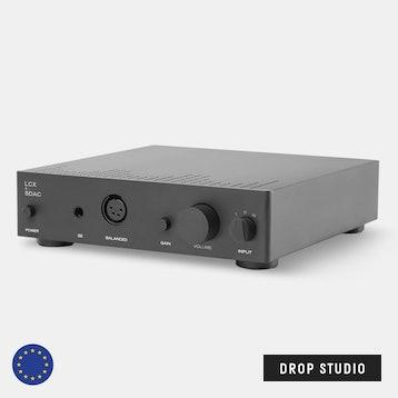 Massdrop Liquid Carbon X + SDAC DAC/Amp (EU)