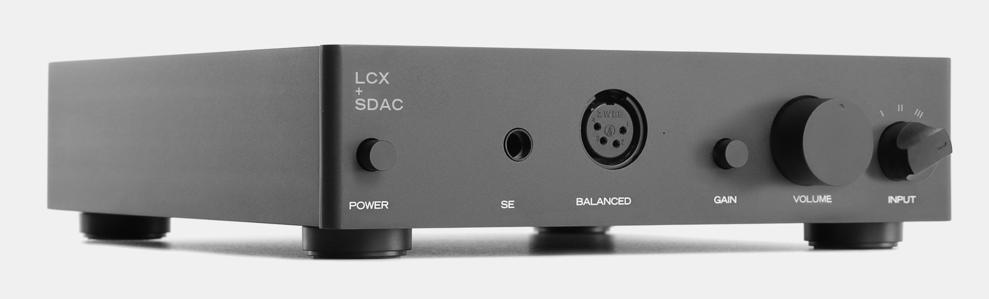 Massdrop Liquid Carbon X + SDAC DAC/Amp