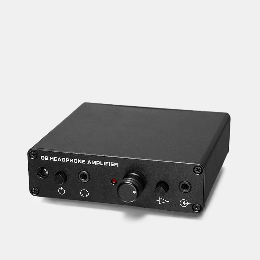 Massdrop Objective 2 (O2) Headphone Amplifier