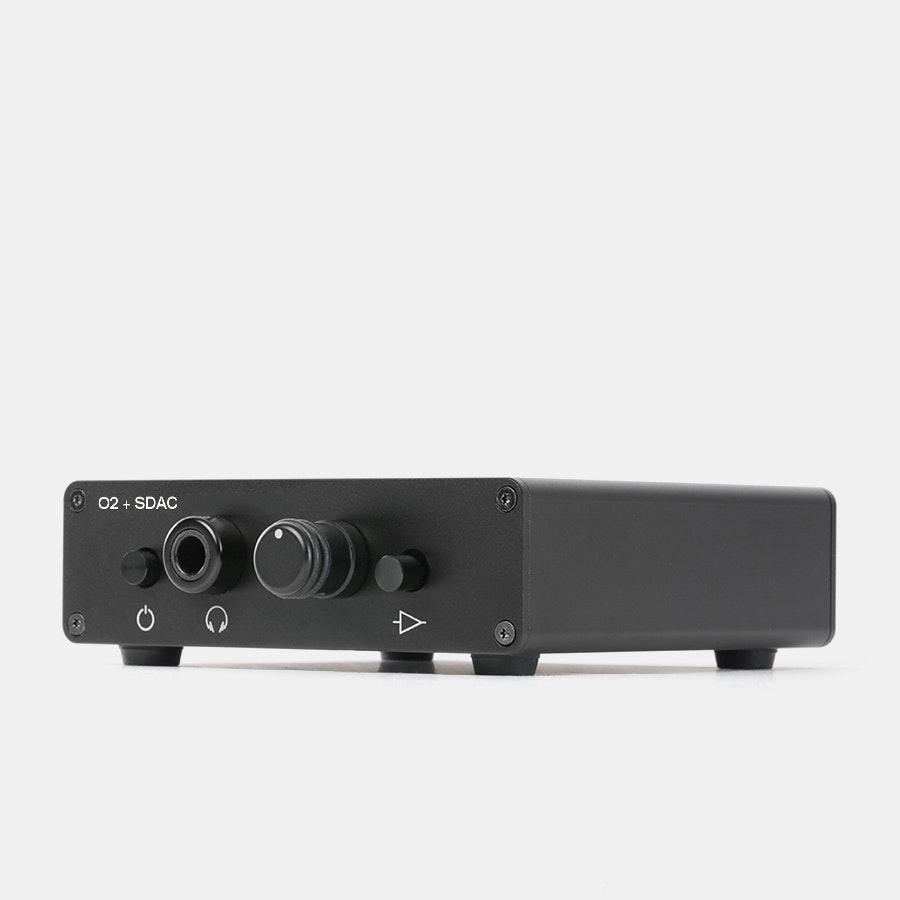 Massdrop O2 + SDAC DAC/Amp